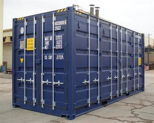 20' Container - 9'6