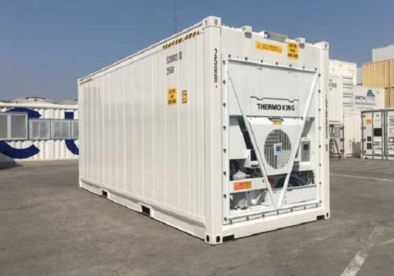 20 x 8 x 9½ ft - Type Koel-/Vries | Thermoking