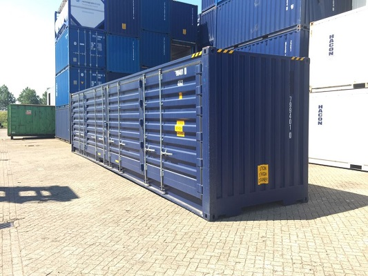 40' Container - 9'6