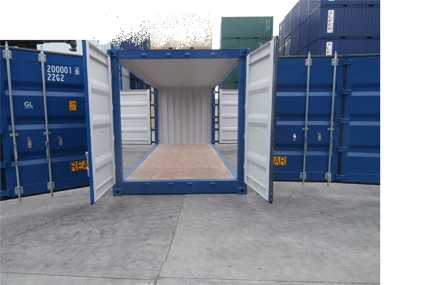 20' Container - 8'6'' - Type Full Side Access - Model Beide Zijden Open