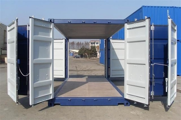 20' Container - 8'6'' - Type Full Side Access - Model Alle Zijden Open