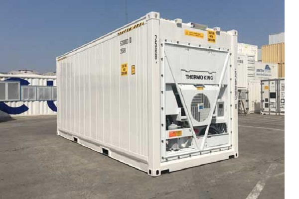 C25RT5 - Extra hoge koel-/vriescontainer [Thermoking]