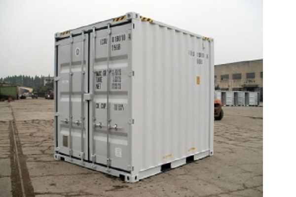 10' Container - 9'6'' - Type Dry Box - Model CSC plated