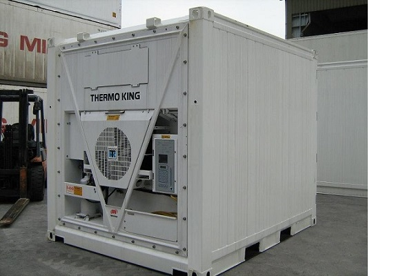 Reefer - 8'6'' - Thermoking Engine