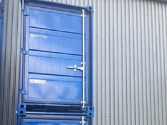 5' Container - Type Dry Box - Lagerbehälter