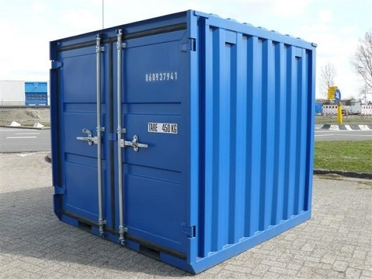 6' Container - Type Dry Box - Model Opslag